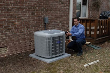 Our Services: AC Installation